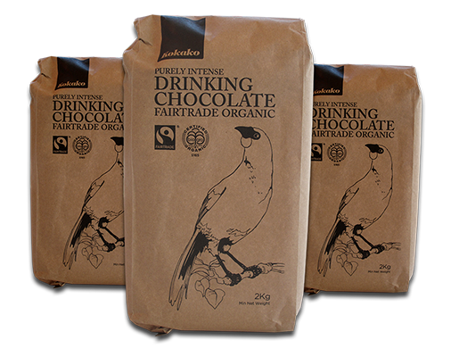 Kokako Fairtrade Drinking Chocolate