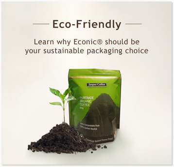 Econic - High Barrier Compostable Packaging